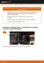 DODGE gale ir priekyje Amortizatoriaus atrama keitimas pasidaryk pats - internetinės instrukcijos pdf