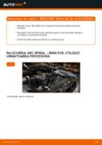 Cum să schimbați: arc spiral din față la BMW E39 | Ghid de înlocuire