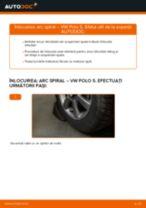 Cum să schimbați: arc spiral din spate la VW Polo 5 | Ghid de înlocuire