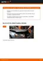 Manual de depanare AUDI A4