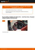 Recomandările mecanicului auto cu privire la înlocuirea VW Polo 9n 1.2 12V Amortizor