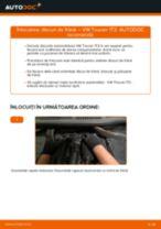Manualul online pentru schimbarea Set discuri frana la VW TOURAN (1T3)