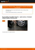 Tutorialul etapizat în format PDF pentru înlocuirea Placute Frana la BMW F01