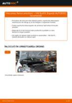 Cum să schimbați: flansa amortizor din față la VW Golf 6 | Ghid de înlocuire