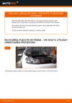 Cum să schimbați: plăcuțe de frână din față la VW Golf 6 | Ghid de înlocuire