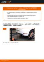 Cum să schimbați: rulment roata din spate la VW Golf 6 | Ghid de înlocuire