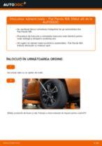 Recomandările mecanicului auto cu privire la înlocuirea FIAT Fiat Panda 169 1.1 Brat Suspensie