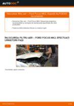 Reparație pas cu pas Ford Focus 2 da - carte tehnica