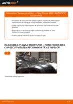 Cum să schimbați: flansa amortizor din față la Ford Focus MK2 | Ghid de înlocuire