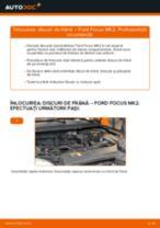 Cum să schimbați: discuri de frână din față la Ford Focus MK2 | Ghid de înlocuire