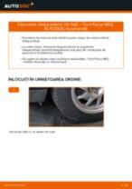 Cum să schimbați: brațul inferior din față la Ford Focus MK2 | Ghid de înlocuire