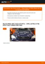 Manuale OPEL ASTRA