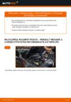 Manual de bricolaj pentru înlocuirea Set rulment roata în RENAULT MEGANE II Saloon (LM0/1_)