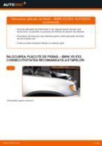 Cum să schimbați: plăcuțe de frână din față la BMW X5 E53 | Ghid de înlocuire