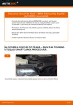 Tutorialul etapizat în format PDF pentru înlocuirea Brat Suspensie la Toyota Avensis t25 Sedan