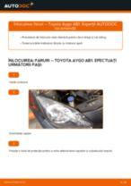 TOYOTA-repararea manuale cu ilustrații