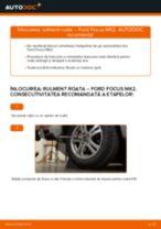 Cum să schimbați: rulment roata din spate la Ford Focus MK2 | Ghid de înlocuire