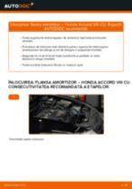 HONDA-repararea manuale cu ilustrații