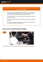Manualul online pentru schimbarea Etrier frana la FORD COUGAR