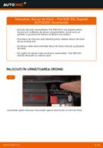 Recomandările mecanicului auto cu privire la înlocuirea FIAT Fiat 500 312 1.3 D Multijet Placute Frana