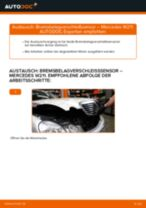 Rover 75 Tourer Motorluftfilter: Online-Handbuch zum Selbstwechsel