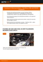 CHRYSLER YPSILON Hauptscheinwerfer Glühlampe wechseln Anleitung pdf