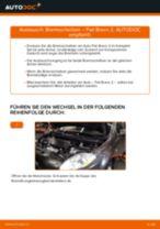 Anleitung zur Fehlerbehebung für ALFA ROMEO Bremssattel hinten rechts