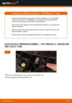 Wartungsanleitung im PDF-Format für BRAVA