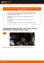 FIAT DOBLO Platform/Chassis (263) reparatie en onderhoud tutorial