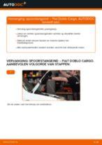 Handleiding PDF over onderhoud van DOBLO