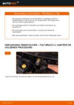 Stap-voor-stap reparatiehandleiding Fiat Bravo 182