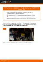 Hoe Stabilisator veranderen en installeren FIAT DOBLO: pdf handleiding