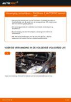Tips van monteurs voor het wisselen van FIAT FIAT BRAVO II (198) 1.6 D Multijet Draagarm