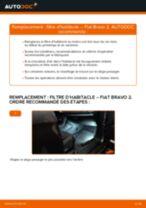 Manuel d'atelier Brava Break pdf