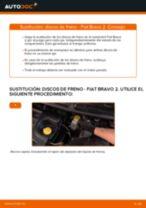 Aprender cómo solucionar el problema con Discos de Freno delanteras y traseras FIAT