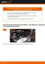 Reemplazar Juego de pastillas de freno FIAT BRAVA: pdf gratis