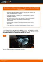 Scopri cosa c'è che non va nel tuo FIAT BRAVO II (198) usando i nostri manuali di officina