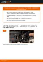 Manuell PDF för VITO underhåll