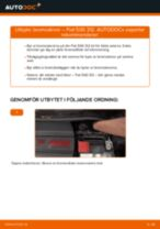 Byta Tändstift FIAT 500 (312): guide pdf