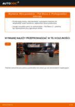 Jak wymienić Uszczelki tłoczka hamulcowego Mazda 3 Sedan - instrukcje online