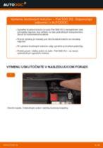 Ako vymeniť a regulovať Brzdový kotouč FIAT 500: sprievodca pdf