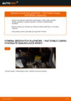 Návod na obsluhu FIAT - manuál pdf