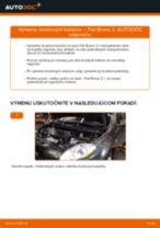 Vymeniť Brzdový kotouč FIAT BRAVA: zadarmo pdf