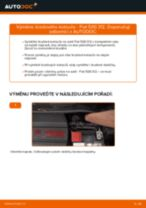 Jak vyměnit zadní a přední Kotouče FIAT udělej si sám - online návody pdf