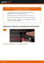 DIY-priročnik za zamenjavo Vzigalna svecka v SEAT TOLEDO 2018