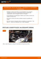 Mudar Kit De Reparação Pinças De Travão FIAT BRAVO II (198): guia pdf
