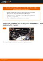 Como substituir Cabo de aço travão de estacionamento TOYOTA COROLLA (_E10_) - manual online