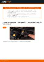 FIAT BRAVO II (198) Felfüggesztés csere - tippek és trükkök