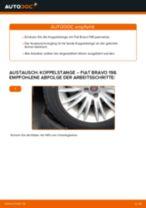 Tipps von Automechanikern zum Wechsel von FIAT FIAT BRAVO II (198) 1.6 D Multijet Domlager