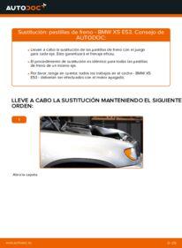 Cómo realizar una sustitución de Pastillas De Freno en un BMW X5